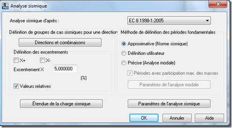 Charges simplifiées EC8ARSA