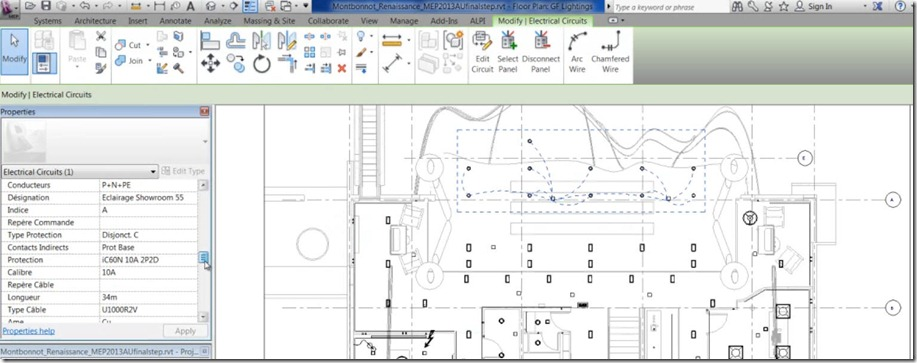 revit upadated by caneco