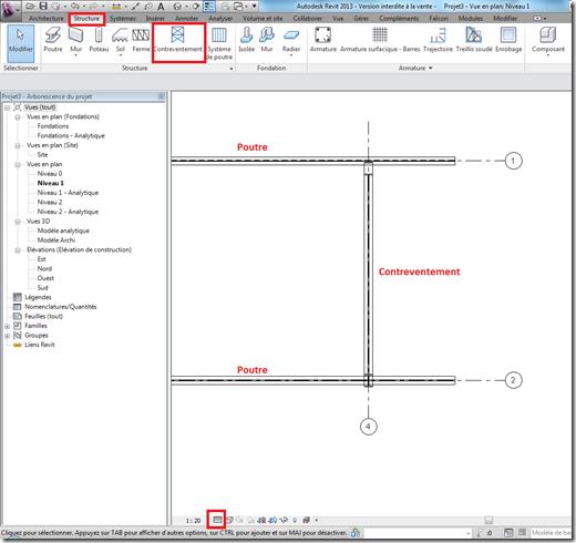 Autodesk revit gestion des d calages 2 2 village bim for Fenetre 2018