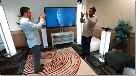 Microsoft permet la téléportation virtuelle