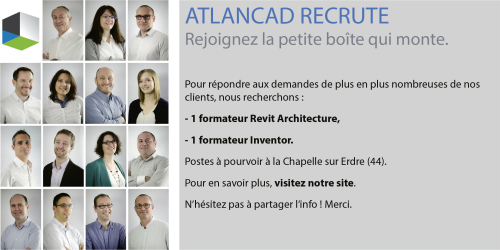 Recrutement Atlancad