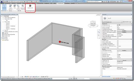 Exemple Dymamo : afficher le centre de gravité d'un objet ...