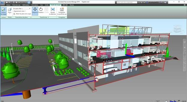 Autodesk Naviswork Manage 2019 : quoi de neuf ? - Village BIM